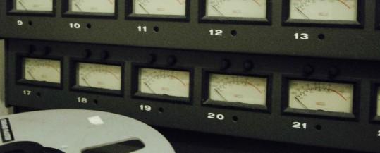 MCI 24-Track Tape Machine